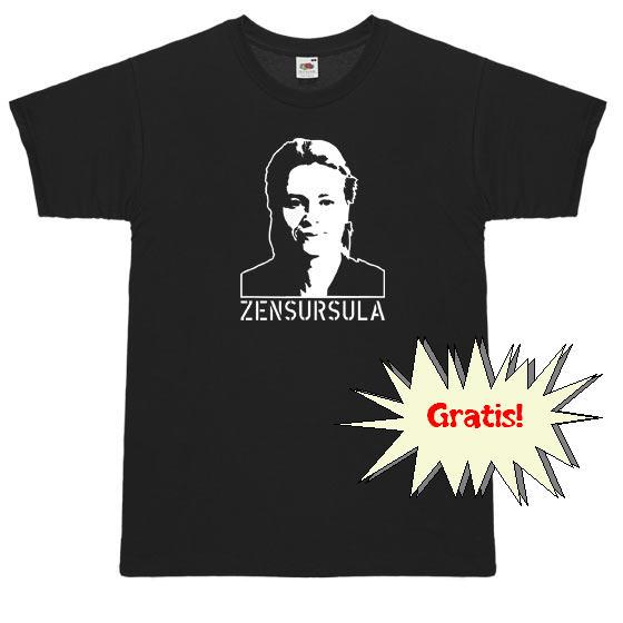 zensursula-t-shirt-gratis