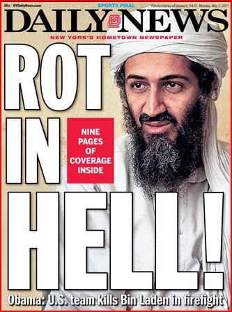 Rot in Hell, Bin Laden